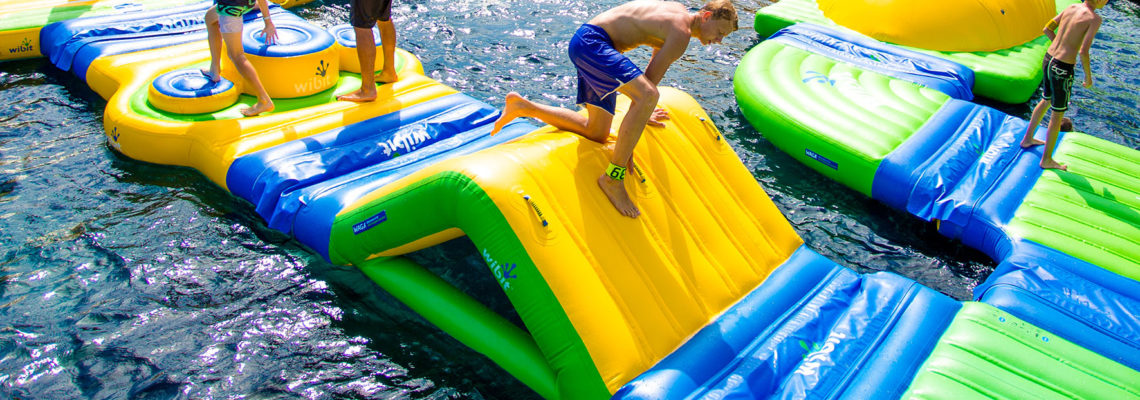 Kids Birthday Party AquaPark Package