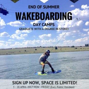 WAKE-CAMP BOOKINGS NOW OPEN