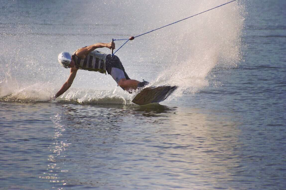 StokeCity AdventurePark Main Cable Wakeboarding