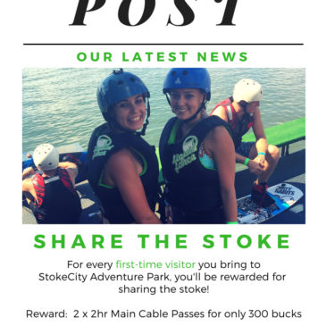 Share the Stoke
