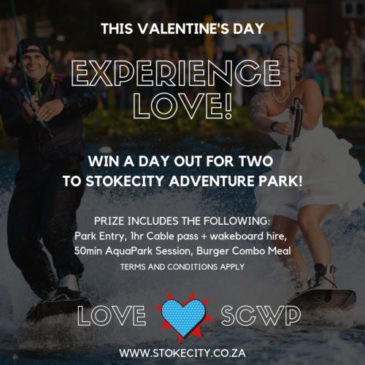 Win an experience this Valentine's Day!